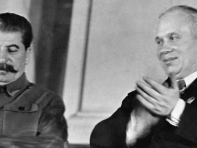 Вражеский удар по советской цивилизации