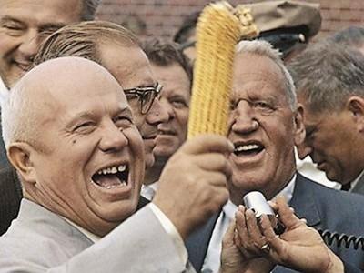 Кукурузное безумие
