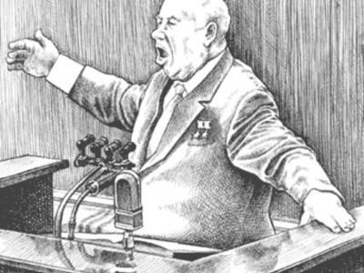 Хрущев - путь предательства